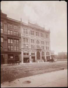 Theatre, Harlem Opera House 125th St. & 8th Ave.