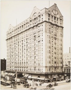 Hotel Theresa, Seventh Ave. & 125th Street.