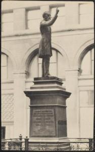 [Samuel Sullivan Cox statue.]