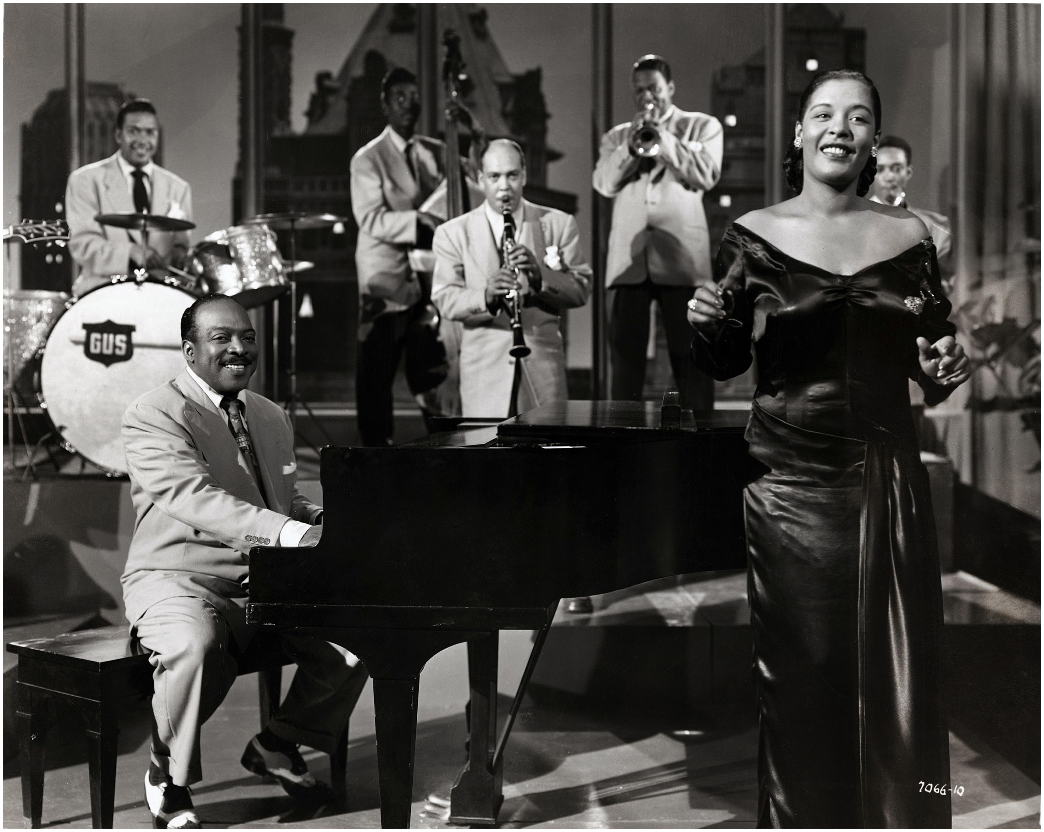 Billie Holiday, Count Basie