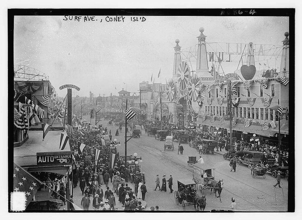 Surf Avenue 1910-15
