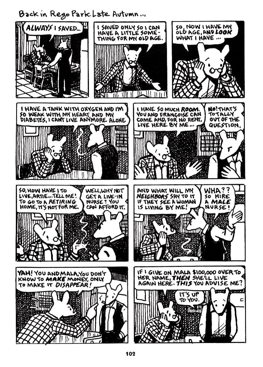Courtesy Art Spiegelman