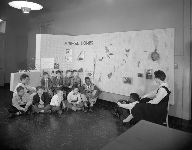 Morton Yourow, courtesy AMNH