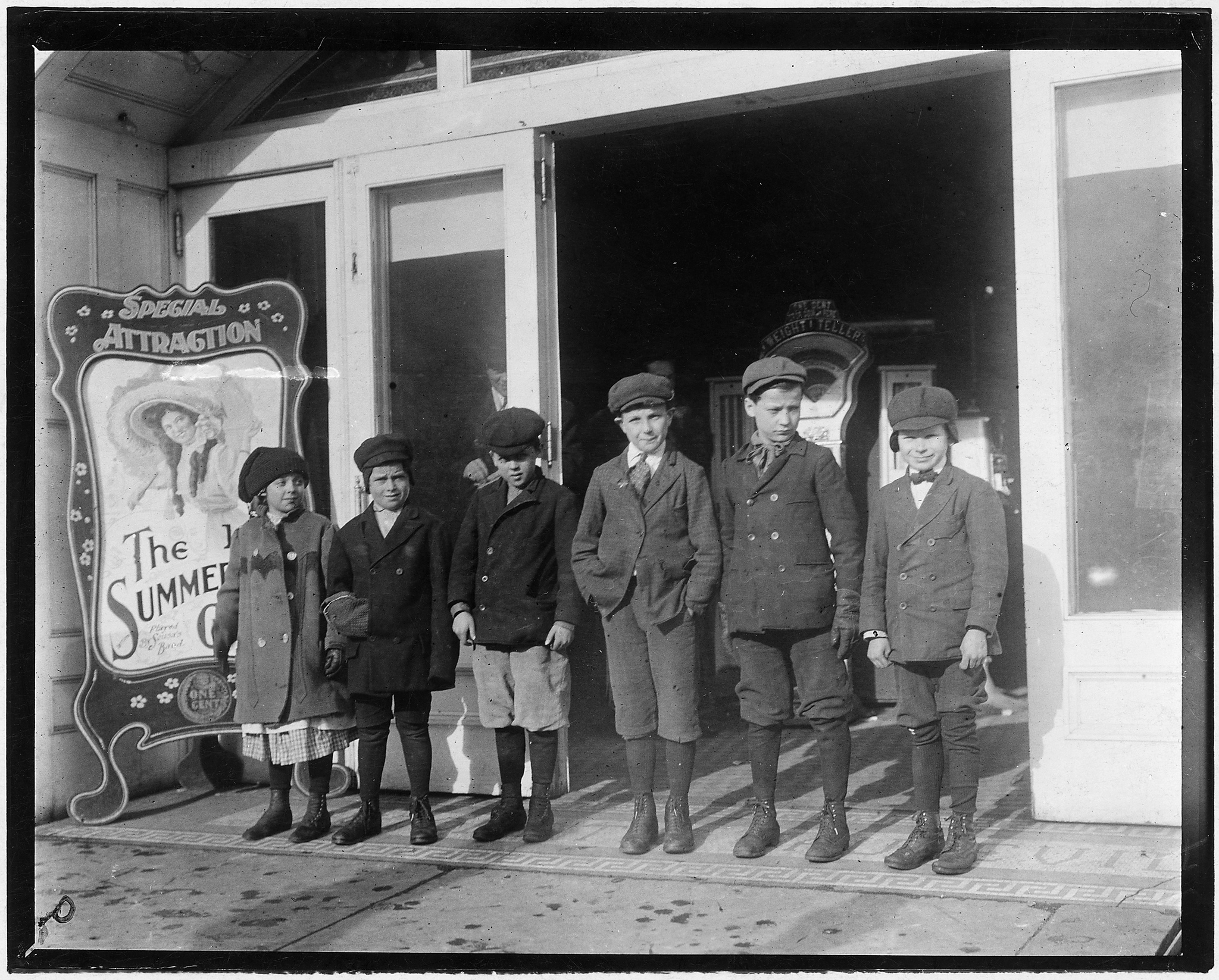 Photo by Lewis Hine, courtesy US National Archives