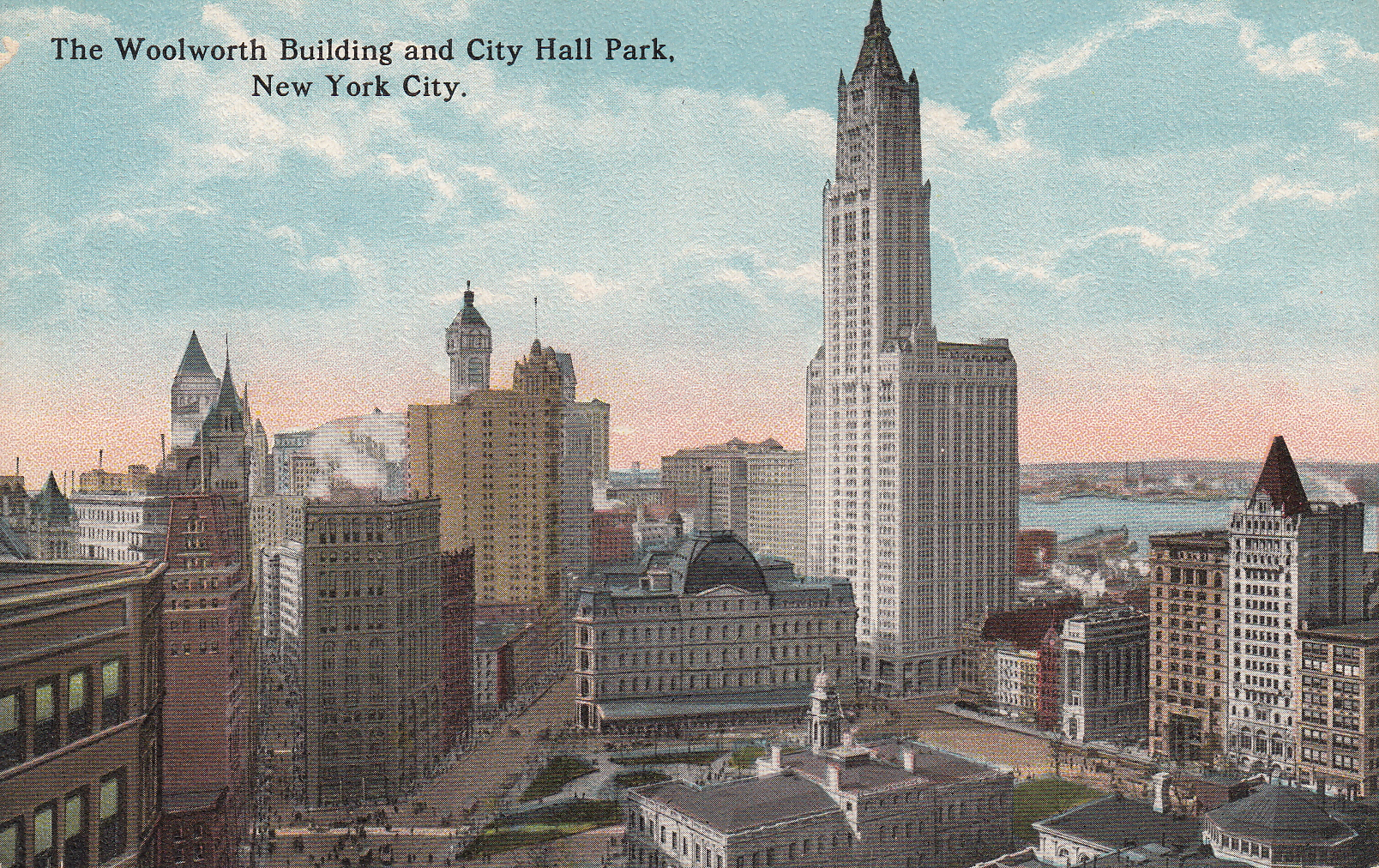 How To Climb The Woolworth Building