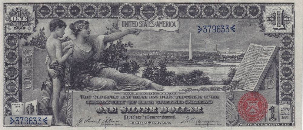 Courtesy Museum of American Finance