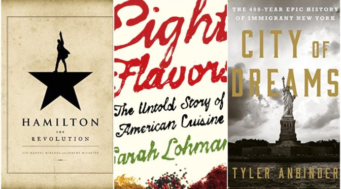 Ten holiday gift ideas for history buffs: The books of ...