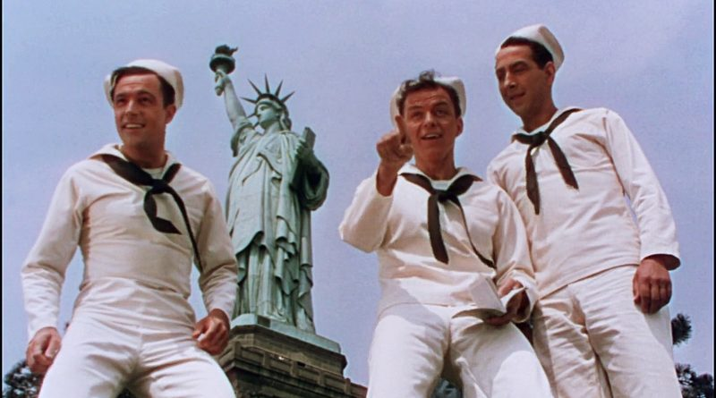 still from movie, On The Town